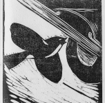 13. rondinetta  (cm 12,3x10,5)