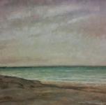 1931 Mare (olio su tavoletta cm.35x46)