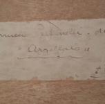 "1933 retro quadro ""Arsellaio"""