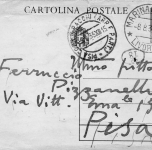 1935  Una cartolina di Nomellini