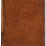 1930 - 35 Legatura per libro (cm 37x25,5 fronte)