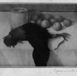 1919 Gallo morto
