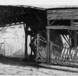 1930 - 35  Il cantiere dei navicelli
