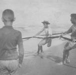 pescatori a sciabica