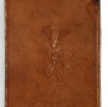 1930 - 35   Legatura per libro (retro)