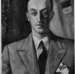 1932  Ritratto del Conte  Franco Pesciolini
