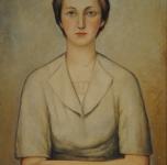 1938 Ritratto di Giovane donna