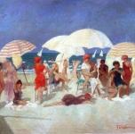 1919 Spiaggia a Torre del Lago